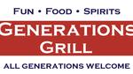 Generations Grill Logo