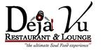Deja Vu Restaurant and Lounge Logo