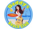 Daddy's Beach Club Logo