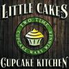 Little Cakes Cupcake Kitchen Logo