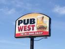 Pub West Logo