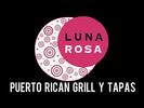 Luna Rosa Puerto Rican Grill y Tapas Logo