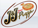 J&J House of Pizza Logo