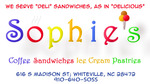 Sophie's Café Logo