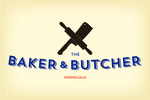 The Baker & Butcher Logo