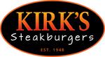 Kirks SteakBurger Grill Logo