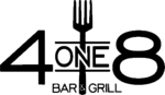 4one8 Bar & Grill Logo