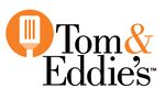 Tom eddies logo stacked