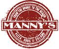 Manny's Pizza, Subs & Salads Logo