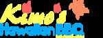 Kimos Hawaiian BBQ Logo