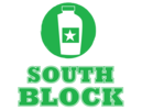 South Block Logo