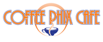 Coffee Phix Cafe Logo
