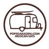 Pop's Garage Mexican Cocina Logo