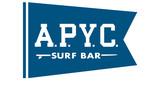 Apyc surf bar blue logo
