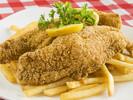 Ms. C's BBQ Chicken N Ribs Logo