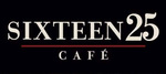 Sixteen25 Cafe Logo