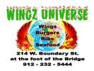 Wingz Universe Logo