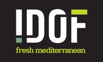 IDOF - I Dream of Falafel Logo