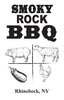 Smoky Rock BBQ Logo