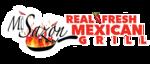 Mi Sazon Mexican Grill Logo
