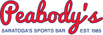 Peabody's Sports Bar & Grill Logo