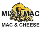 MIX N MAC - MAC & Cheese Logo