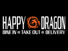 Happy Dragon Logo