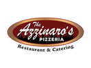 The Azzinaro's Pizzeria Logo