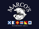 Marco's Waterfront Grill Logo
