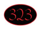 323 Main Logo