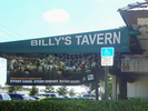 Billy's Tavern Logo