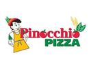 Pinocchio Pizza Logo