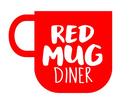 Red Mug Diner Logo