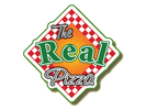 The Real Pizza Logo
