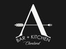 A Bar + Kitchen Logo