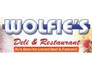 Wolfie's Deli Logo