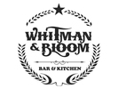Whitman and Bloom Logo