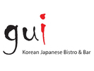 Gui Korean Japanese Bistro Logo