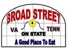 Broad Street on State Logo