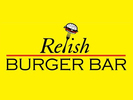 relish burger bar Logo