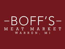 Boff's Middle-Eastern Cuisine Logo