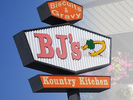 BJ's Kountry Kitchen Logo