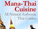 Mana Thai Cuisine Logo