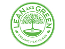 Lean and Green Cafe Logo