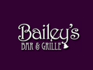 Bailey's Bar & Grille Logo
