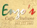 Enzo's Caffe Italiano Logo