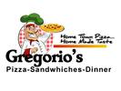 Gregorio's Pizza Logo