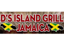 D's Island Grill Jamaica Logo