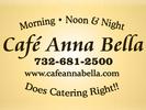 Cafe Anna Bella Logo
