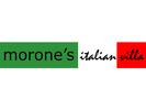 Morone's Italian Villa Logo